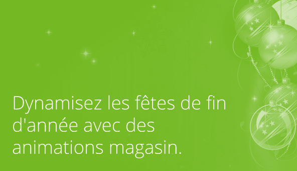 Noël Animations magasin