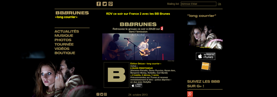 bb brunes wordpress