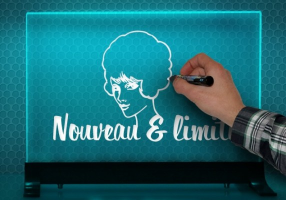 Tableau Lumineux - Animation magasin