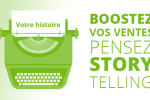 Storytelling pour booster vos ventes